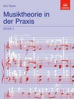 Musiktheorie in der Praxis Stufe 2: German edition - Music Theory in Practice (ABRSM) (Sheet music)