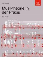 Musiktheorie in der Praxis Stufe 5: German Edition - Music Theory in Practice (ABRSM) (Sheet music)