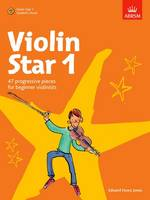 Violin Star 1, Student's book, with CD