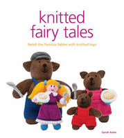 Knitted Fairy Tales (Paperback)