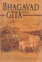 Bhagavad Gita: BhagaAs it is (Hardback)