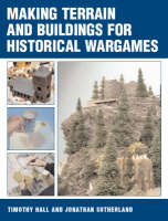 Making Terrain and Buildings for Historical War Games (Paperback)