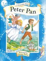 A Storyteller Book: Peter Pan (Hardback)
