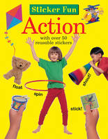 Sticker Fun - Action (Paperback)