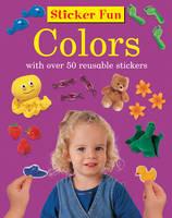 Sticker Fun - Colours (Paperback)