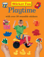 Sticker Fun - Playtime (Paperback)