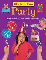 Sticker Fun - Party (Paperback)