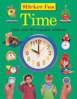 Sticker Fun - Time (Paperback)
