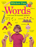 Sticker Fun - Words (Paperback)