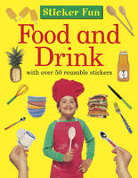 Sticker Fun - Food & Drink (Paperback)