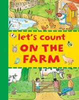 Lets Count: on the Farm (Board book)