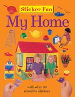 Sticker Fun - My Home (Paperback)
