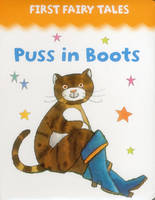 Puss in Boots - First Fairy Tales (Board book)
