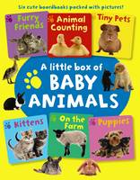 Little Box of Baby Animals (Board book)