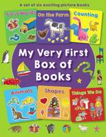My Very First Box of Books (Board book)