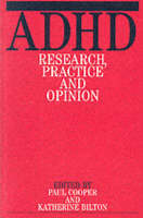 Adhd: Research Practice and Opinion (Paperback)