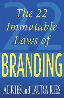 The 22 Immutable Laws Of Branding (Paperback)