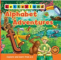 Alphabet Adventures - Letterland Picture Books S. (Paperback)
