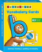 Vocabulary Cards - Letterland S.