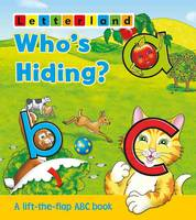 Who's Hiding ABC Flap Book - Letterland Picture Books S. (Paperback)