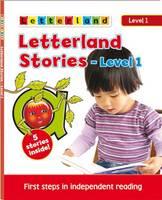 Letterland Stories: Level 1 - Letterland at Home (Paperback)