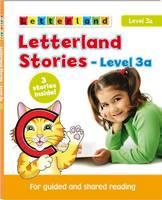 Letterland Stories: Level 3a - Letterland at Home (Paperback)