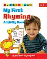 My First Rhyming Activity Book: Develop Early Rhyming Skills - My First Activity Bk. 4 (Paperback)