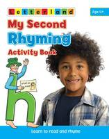 My Second Rhyming Activity Book: Learn to Read and Rhyme - My Second Activity Books 4 (Paperback)