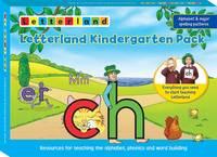 Letterland Kindergarten Pack