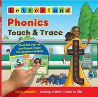 Phonics Touch & Trace (Paperback)