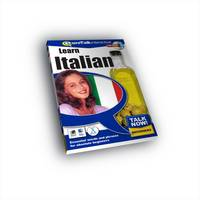 Talk Now! Learn Italian: Essential Words and Phrases for Absolute Beginners (CD-ROM)