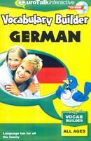 Vocabulary Builder - German - Vocabulary Builder (CD-ROM)