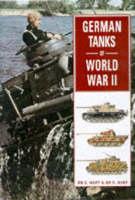 German Tanks of World War II (Hardback)