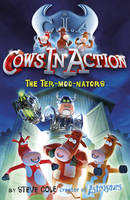 Cows in Action 1: The Ter-moo-nators - Cows In Action (Paperback)