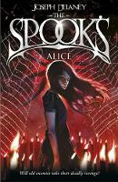 Spook's: Alice: Book 12 - The Wardstone Chronicles (Paperback)