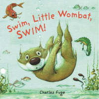 Swim, Little Wombat, Swim (Paperback)