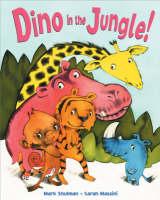 Dino in the Jungle! (Hardback)