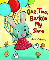 One, Two, Buckle My Shoe! (Paperback)
