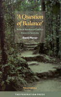 'A Question of Balance' (Paperback)