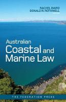 Australian Coastal and Marine Law
