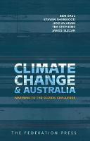 Climate Change and Australia: Warming to the Global Challenge (Paperback)