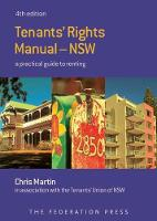 Tenant's Rights Manual: A practical guide to renting in NSW (Paperback)