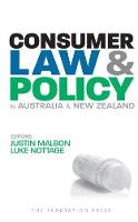 Consumer Law and Policy in Australia and New Zealand (Paperback)