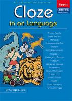 Cloze in on Language: Upper (Paperback)