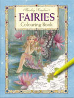 Shirley Barber's Fairies Colouring Book (Paperback)