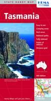 Tasmania (Sheet map, folded)