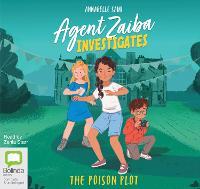 The Poison Plot - Agent Zaiba Investigates 2 (CD-Audio)