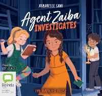 The Haunted House - Agent Zaiba Investigates 3 (CD-Audio)