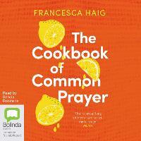 The Cookbook of Common Prayer (CD-Audio)