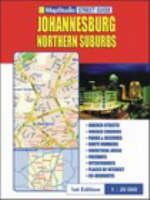 Johannesburg Northern Suburbs Street Guide (Paperback)